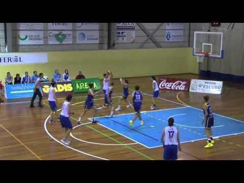 Uni Ferrol - ADBA 4q (22-03-2014)