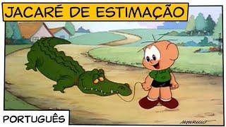Jacaré de estimação (1987) | Turma da Mônica thumbnail