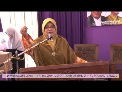 Doa Merawat Angin Ahmar & Penyakit Kronik | YB Mumtaz Md Nawi