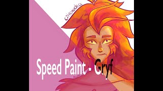 Speed Paint – Gryf