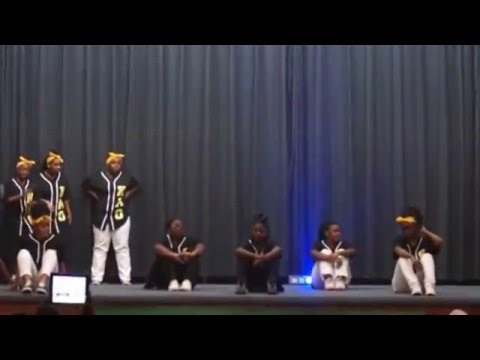 step team at kipp academy of opportunity