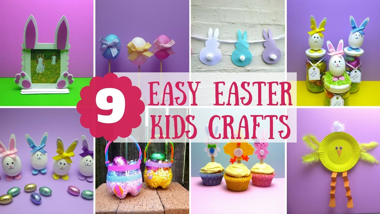 Easter Crafts Easter Craft Ideas Youtube