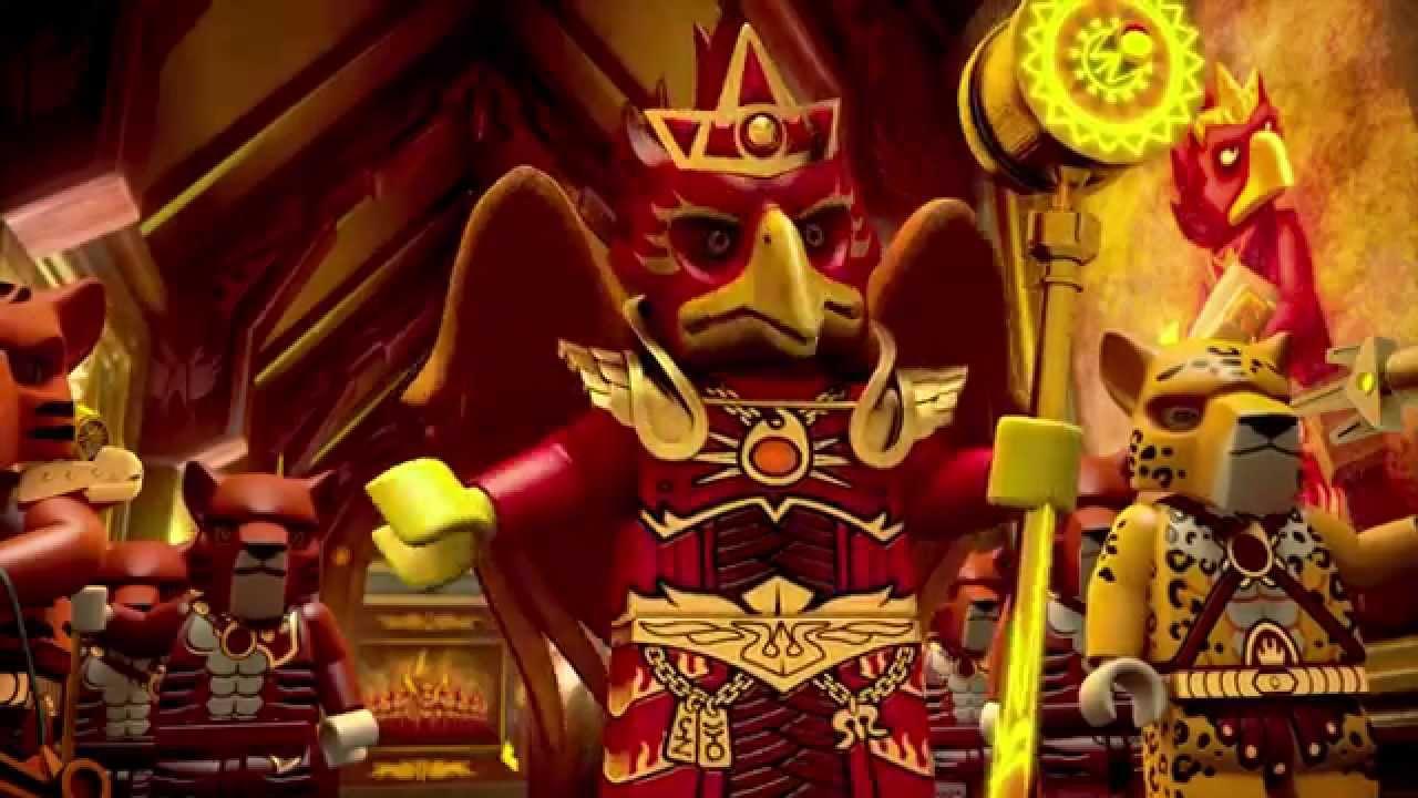 Lego 174 Legends Of Chima Fluminox Recap Character Spot