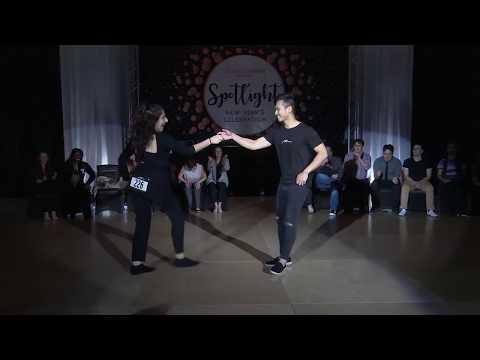 Spotlight New Years 2019 2020 All Star Jack & Jill Tuan Nguyen & Nicole Zwerlein