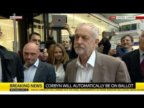 "Man shouts ""Wanker"" LIVE on Sky News"