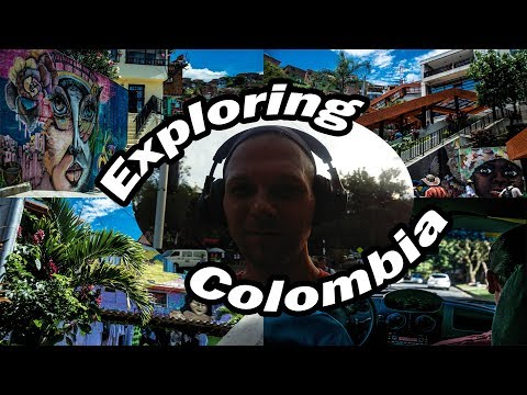 My Expat Diary - Colombia (Medellin) + Venezuela Caracas Airport 11 Hr Layover RAW TRAVEL VLOG 2018