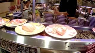 Японские суши Токио