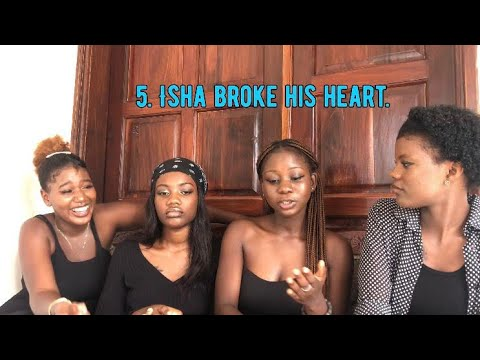 WHY GAMBIAN MEN CHEAT??!