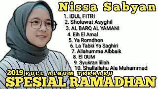 NISSA SABYAN terbaik full album idul fitri ramadhan 2019