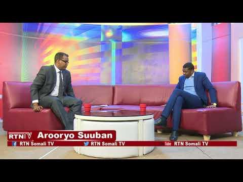 RTN TV: DP WORLD Iyo Faragalinta ay ku hayso Soomaaliya Falanqayn.