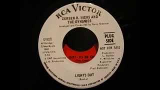 zerben r hicks & dynamics lights out rca
