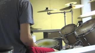 """James Cooper — Blind Guardian """"Punishment Divine"""" Drum Cover"""