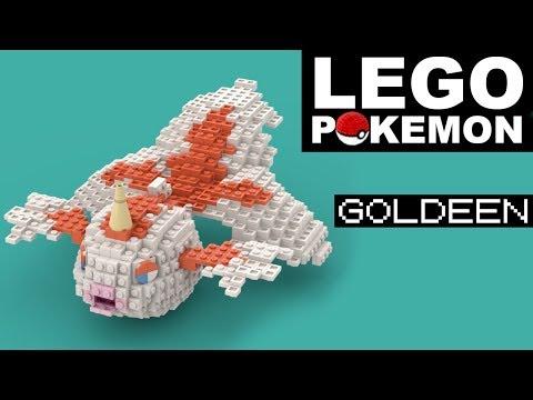 GOLDEEN Lego Pokemon (Lego Custom Build)