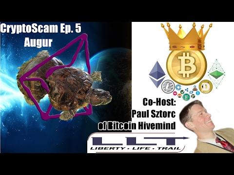 CryptoScam #5 - Augur (w/ Paul Sztorc)