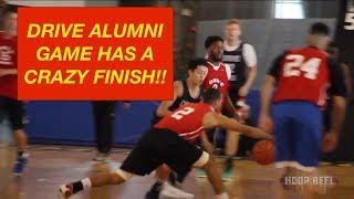 DRIVE Basketball Alumni Vs. U17 Elite 1!!!