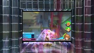 Kingdom Hearts 3D [Dream Drop Distance] - 3DS Software Showcase Trailer
