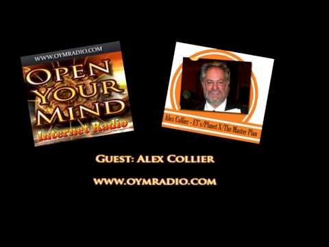 Open Your Mind (OYM) Radio - Alex Collier - January 10th 2016