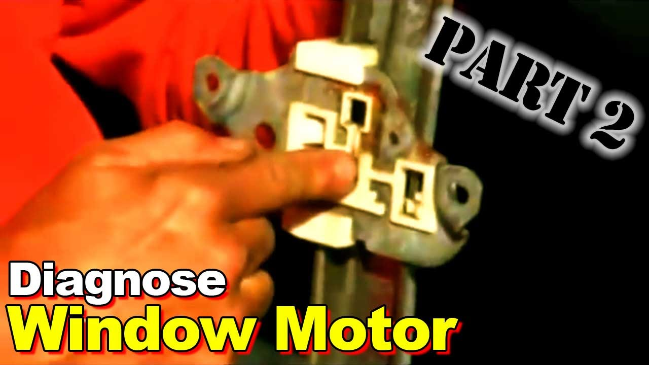 Diagnose Window Motor And Regulator Problems Part 2 Youtube Kia Rondo Engine