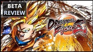 Dragon Ball FighterZ Open Beta Review