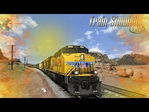 ГУСАК УЧИТСЯ ВОДИТЬ ПОЕЗД! - Train Simulator 2014