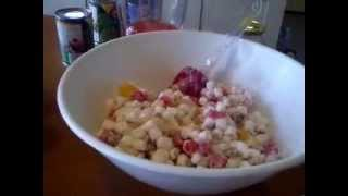 Marshmellow Salad