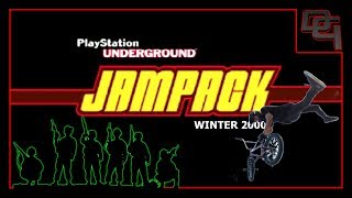 PlayStation Underground Jampack | Army Men Air Attack 2 & Matt Hoffman