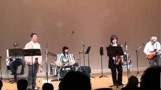 """2011/10/22 桜区祭り Three Cards Jazz quintet による """"Mornin"""""""