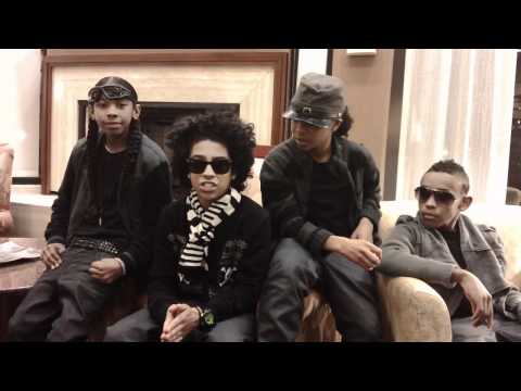 Mindless Behavior Give the Gift of Music Video