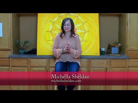 Micheila Sheldan | Integrating the New Frequency | Releasing Lower Vibrational Programming | 6.28.15