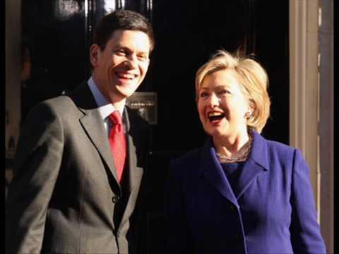 David Miliband Office Call From StopFundingIsrael