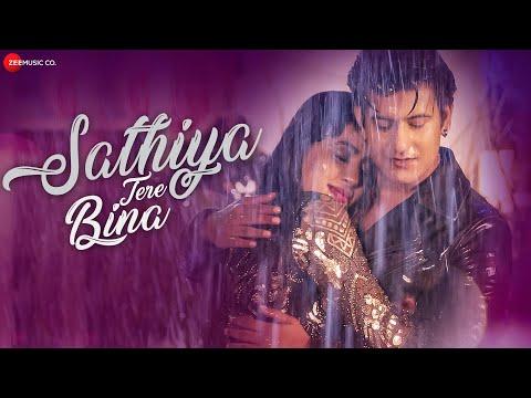 Sathiya Tere Bina - Official Music Video  Manjul Khattar,Rista  Jyotica Tangri,Kartik Puneet Sanjeev