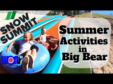 Summer Activities In