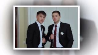 Начало свадьбы Равшан и Зарина Кара Балта