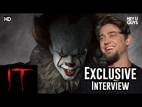 Director Andy Muschietti - IT Exclusive...