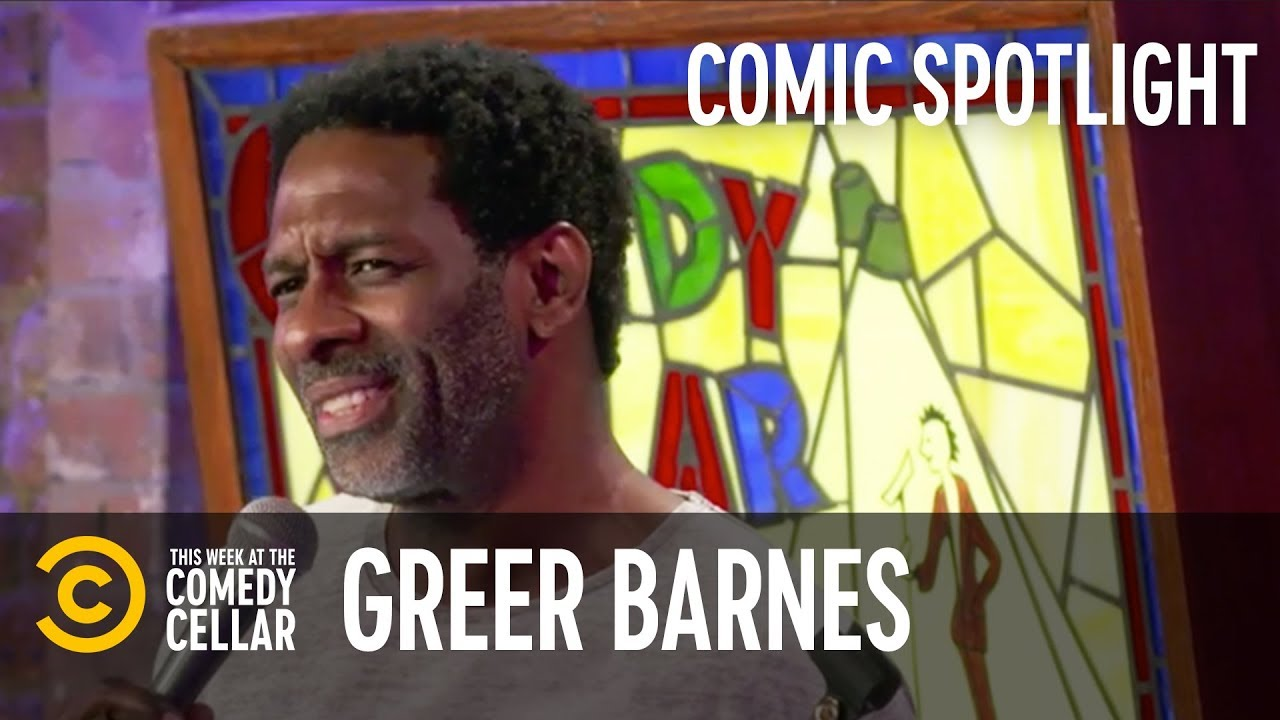 Getting Rescued by a Black Woman in the Subway - Greer Barnes - This Week at the Comedy Cellar