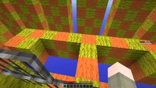 Minecraft: NEW 1.8 Parkour iCrave w/Mitch & Jerome!