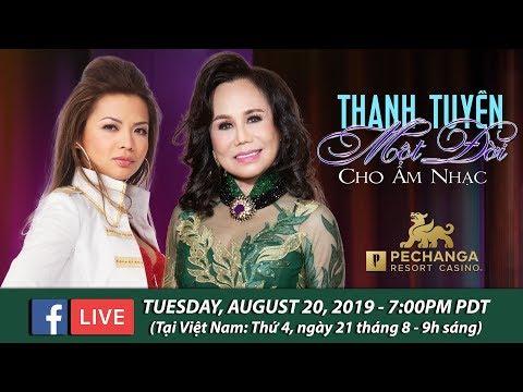 Livestream Với Thanh Tuyền & Shayla - August 20, 2019