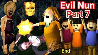 Evil Nun Horror Story Part 7 | Apk Android Game | Horror Movies 2020 | Make Joke Horror