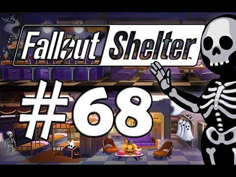 fallout shelter walkthrough part 68 halloween update