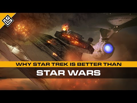 Why Star Trek Is BETTER Than Star Wars?! | Incoming
