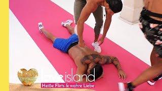 Was ist mit Babak? - Die Islander hecken einen Plan für Victor aus | Love Island - Staffel 2