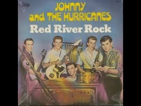 Red River Rock Johnny & The Hurricanes In Stereo Sound 1959 #5