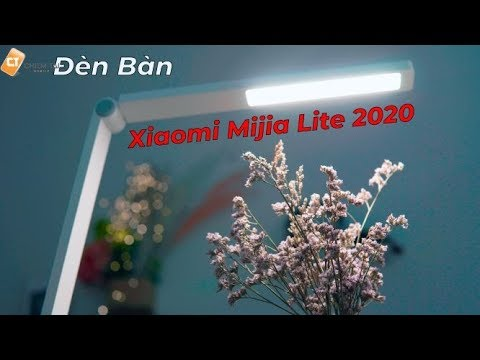 Đèn Bàn Xiaomi Mijia Lite 2020 – Giá Rẻ Nhất Của Xiaomi – Kiểu Dáng Độc Đáo