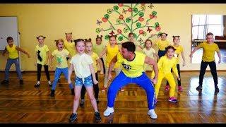 Download lagu ZUMBA KIDS Electronic Song Minions MP3