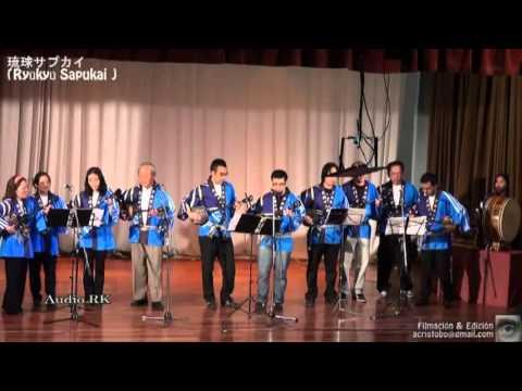 Ryukyu Sapukai - (10º Aniversario de Alternativa Nikkei) Ashimiji Bushi v2