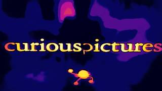 Deformed Logo: Curious Pictures logo
