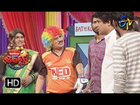 Rocket Raghava Performance | Jabardasth |  31st  May 2018 | ETV  Telugu