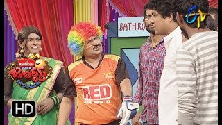 Rocket Raghava Performance | Jabardasth |  31st  May 2018 | ETV  Telugu