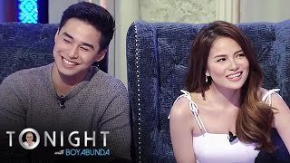 TWBA Online Exclusive: McCoy de Leon and Elisse Joson