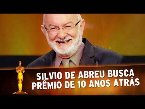 Troféu Imprensa 2016 - Silvio de Abreu busca Troféu Imprensa que ganhou há 10 anos
